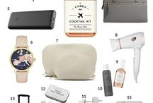 Gifts and Gift Guides for Travel Lovers and Travellers