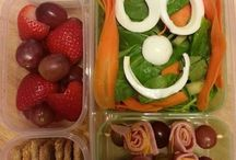 School Lunches! / Healthy, eco friendly, nut free and fun school lunches :)