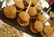 All about Canapes / Some of our tried & tested canapes