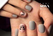 Nail Art | Geometr