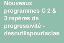 progressivité C2-3
