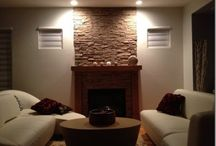 Faux Stone Panels for Walls / by Tanisha Hill