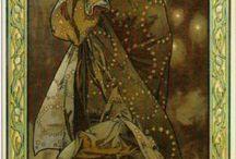 Alphonse Mucha / by Simisi Odu