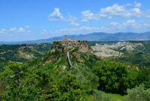 Civita di Bagnoregio / Scoprendo il Lazio
