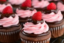 Delectable rich chocolate cupcakes