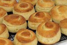 bisguetes con queso crema