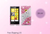 Nokia Lumia 520 Cover Cases - Get Gorgeous / Wanna get a glorious and lovely gift for your Lumia 520, or would you need a special gift for your girls, guys. Wait no more! Take a look at this and be amazed. Everything with free shipping. Shop now. http://www.acetag.com/catalogsearch/result/?q=nokia+lumia+520&stock=in #Nokia #Lumia #520 #510