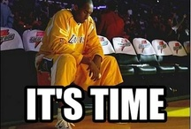Go Lakers! / by Kenna Nauenburg