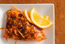 SEAFOOD RECIPES / by Corinne Desrosiers Nicolette