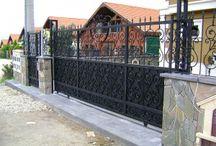 Kayar / Sürgülü Demir Kapı