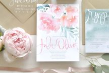 Paper Love / Gorgeous wedding stationery!
