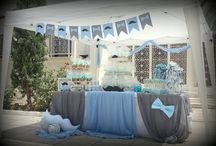 Baptism - Christening decorations