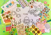 Sticker Subscription for Kids