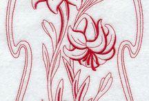 κοκκινα λουλουδια