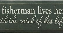 Fisherman woman's life