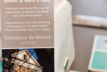 Residence de Beaute events / Deelname event!