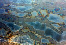 earth and water / sedimentation / erosion