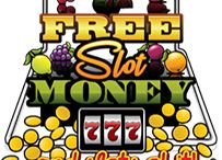 "Free Slot Money...and ""slots"" of it! / Free deposit and no deposit slot bonuses available at http://freeslotmoney.com/"