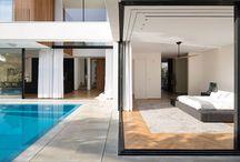 Israel Pool House