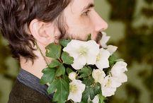 Flower beard / <3