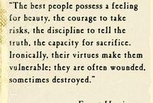 《 quotes 》