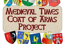 Social Studies: The Middle Ages activities / by Kristi Gundelach