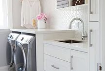 Mud room/laundry room