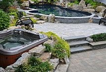 Backyard landscaping ideas / by Cherie Amore