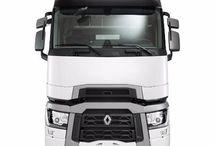 Renault Trucks DE #RenaultTrucks #Trucks #Camiones #LKW  #Sattelzugmaschine #TractorUnits