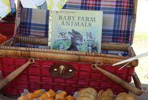 Kids parties farm