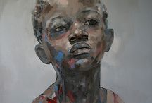 south african artists oil