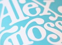 Typography / by Thiago Berghe