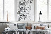 Decor ideas / by Amy White Hatch
