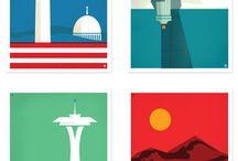Ταξιδιωτικές Αφίσες