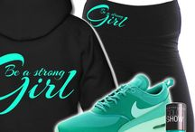 """Style Ideen by """"Be a strong Girl"""" / Coole Style Ideen für Frauen by  by """"Be a strong Girl"""" - www.beastronggirl.com"""