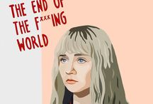 The end of the f***king world❤️