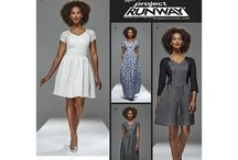 Project Runway Sewing Patterns