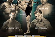 Global Fighting Championship 2015