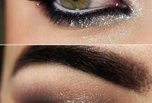 Silmät ja meikki