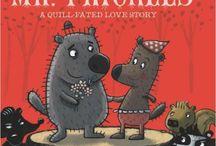 Books for Valentine's Day