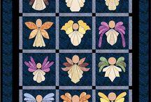 nástěnný quilt