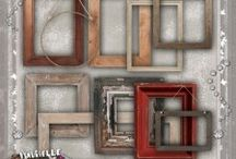 CU Digitals: Picture Frame - Digi Scrap Graphics / Visit CUdigitals.com for Commercial Use ( CU ) digital scrap paper, template, element mix, graphic scrapbooking art design and DIY craft projects.  #photoshop, #digiscrap, #digitalscrapbooking, #CUDigitals,