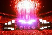 Music Festivals! / Ultra Tomorrowland