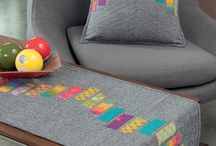 modern quilt idea