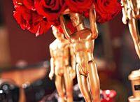 Oscars Themed Wedding