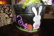 Hop into Spring  / Spring is here and Sharpie is ready to help you spruce up the season!