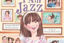 Transgender books for Children