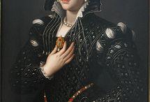 1500-1699 kläder