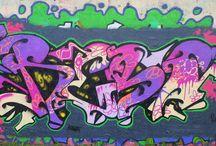 my graffiti pieces