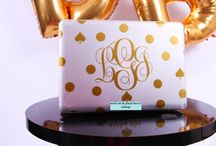 All things monogram. / Some of my favorite monogrammed items.